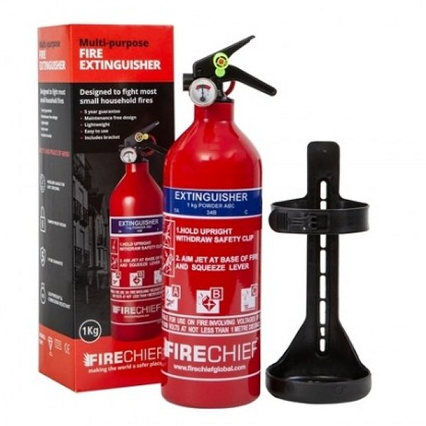 Retail Extinguisher Packs
