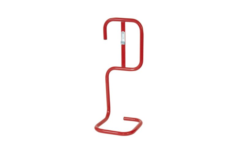 Tubular Single Extinguisher Stand (SVS1/RED)