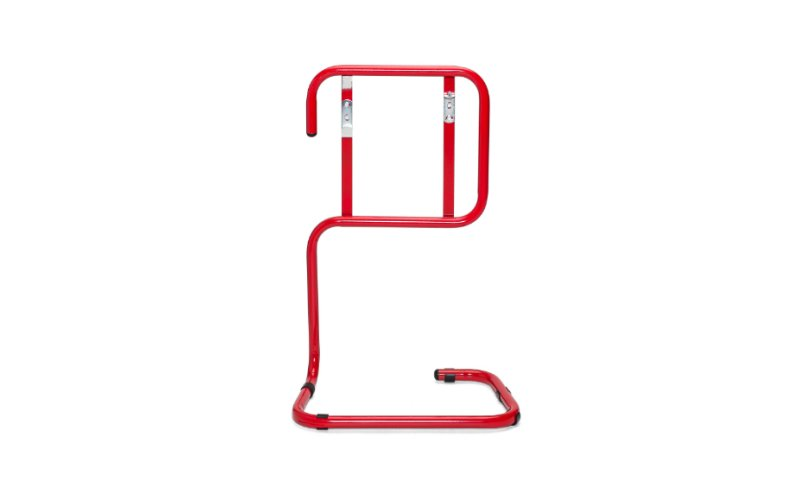Tubular Double Extinguisher Stand (SVS2/RED)