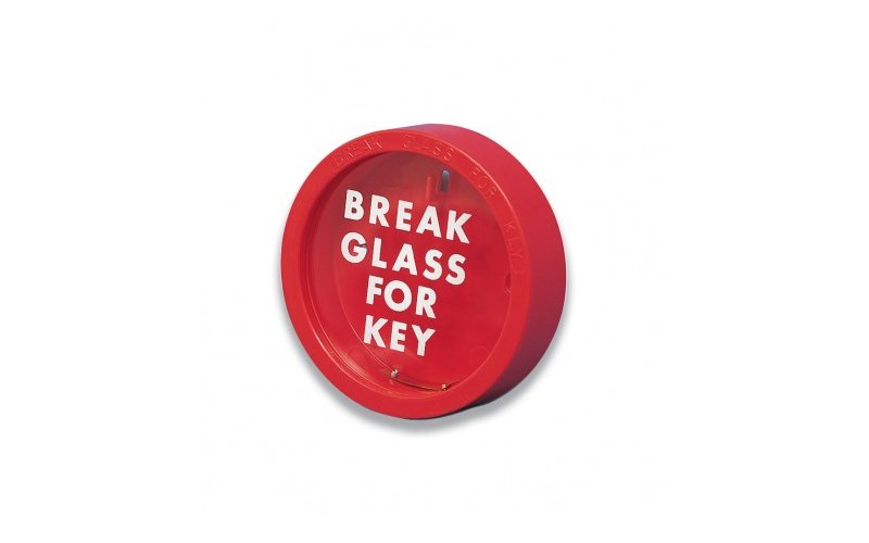 5 x Replacement Key Box Glass