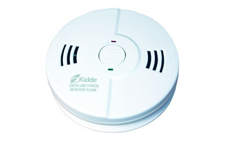 2-in-1 Carbon Monoxide/Smoke alarm