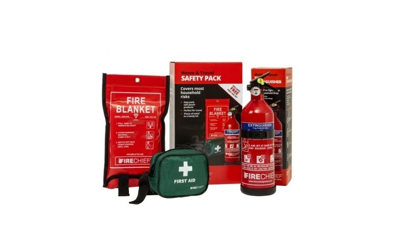 Home & Travel Safety Pack