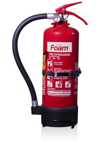 MultiChem ABF Extinguishers