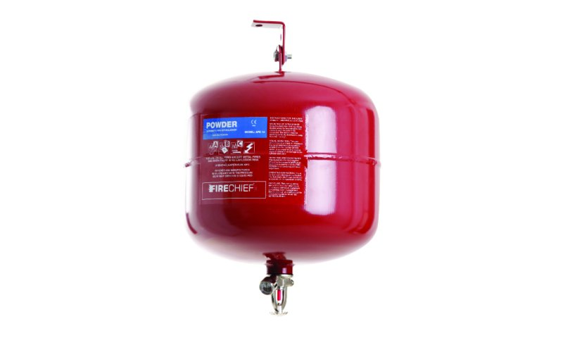 10KG Dry Powder Automatic Fire Extinguisher (APS10)