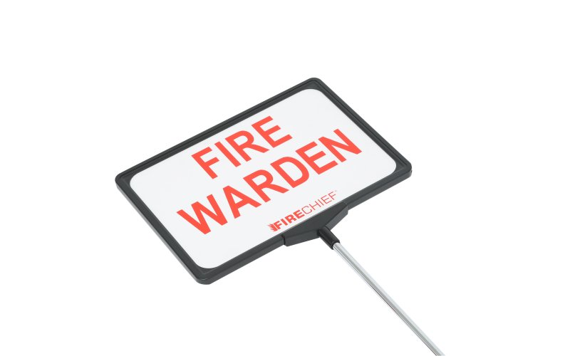 Fire Warden Equipment