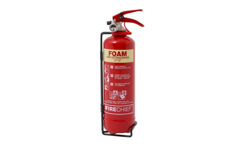 Domestic Fire Extinguisher 1 Litre Foam Spray