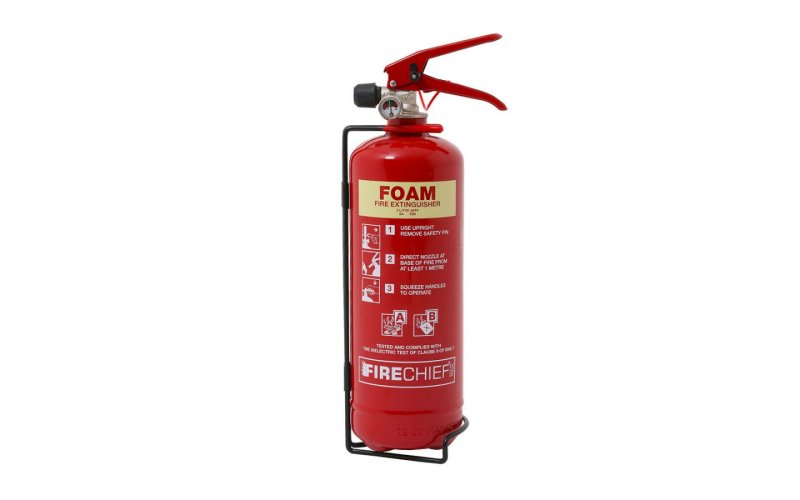 Domestic Fire Extinguisher 2 Litre Foam Spray