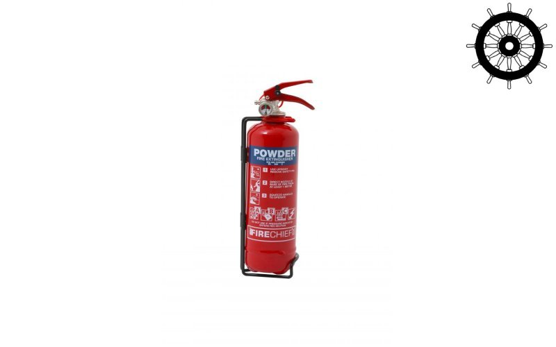 Domestic Fire Extinguisher 1KG Powder