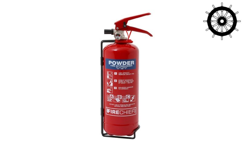 Domestic Fire Extinguisher 2 KG Powder