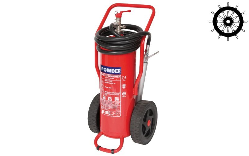 Firechief 25KG ABC Powder Fire Extinguisher (FXP25)