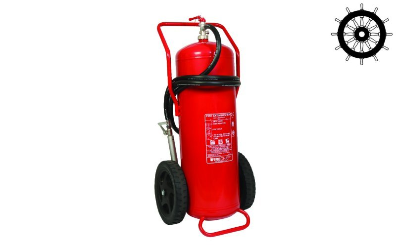 Firechief 50kg ABC Powder Fire Extinguisher (FXP50)