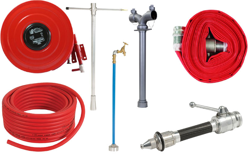 Fire Hose and Standpipes