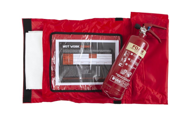 Firechief Hot Work Kit - Foam