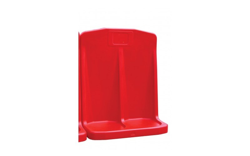 Double Flat Base Fire Extinguisher Stand (HS20/RED)