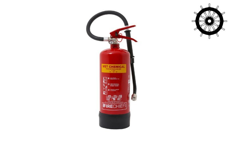 3ltr Wet Chemical Fire Extinguisher (FXWC3)